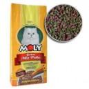 MOLY CAT CHICKEN-Hrana pentru pisici